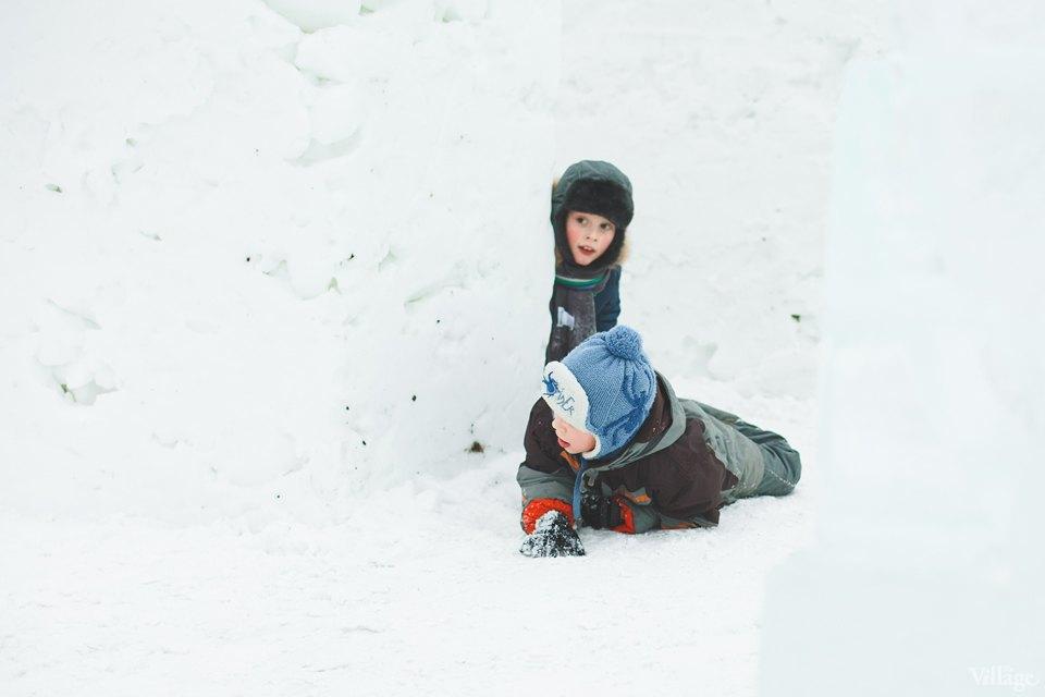 Ледянойлабиринт на ВВЦ. Изображение № 8.