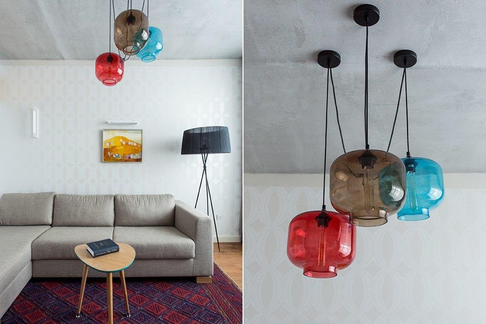 Трёхкомнатная квартира в духе модернизма на «Октябрьском поле». Изображение № 16.