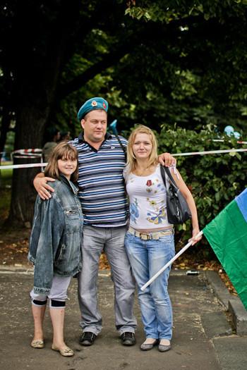 Фоторепортаж: День ВДВ в парке Горького. Изображение № 46.