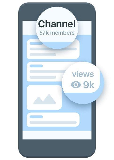 В Telegram появились публичные каналы. Изображение № 1.