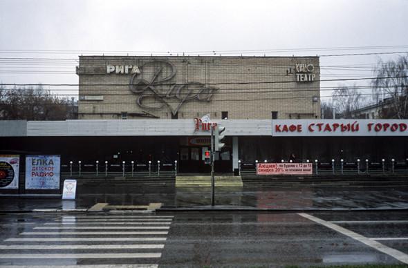 Изображение 21. На последнем дыхании: пустующие кинотеатры Москвы, часть 2.. Изображение № 7.