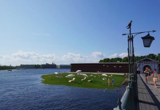 Петропавловская крепость. Изображение № 4.