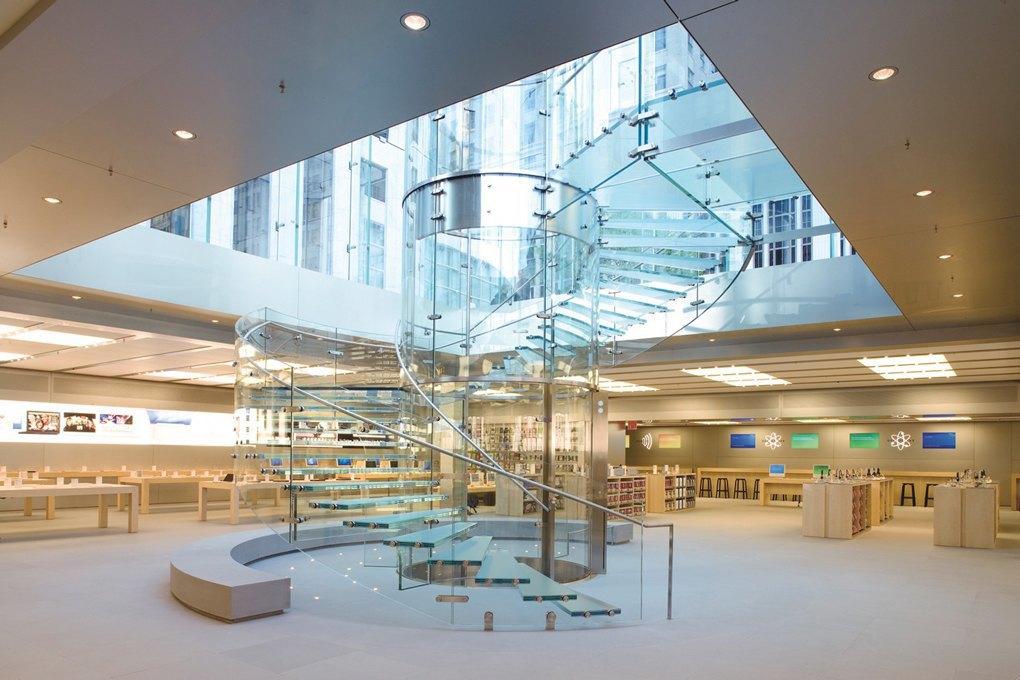Hopes Tech: 10 самых красивых магазинов мира. Изображение № 16.