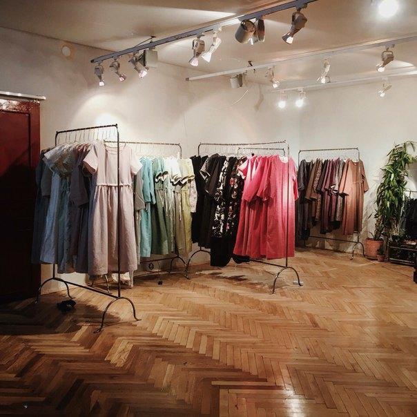 Марка «Уста кустам» открыла новый магазин вПетербурге. Изображение № 1.