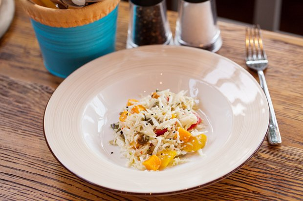В ресторанах «Марчеллиc» появился фирменный обед TheVillage . Изображение № 3.