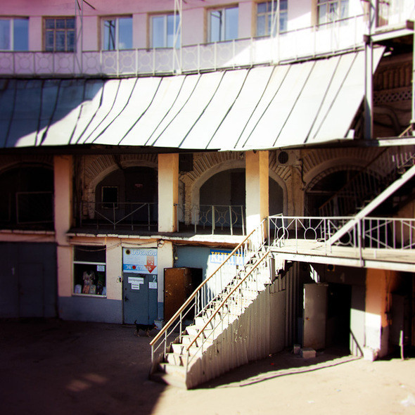 Изображение 3. В зоне риска: Круговое депо Ленинградского вокзала.. Изображение № 5.