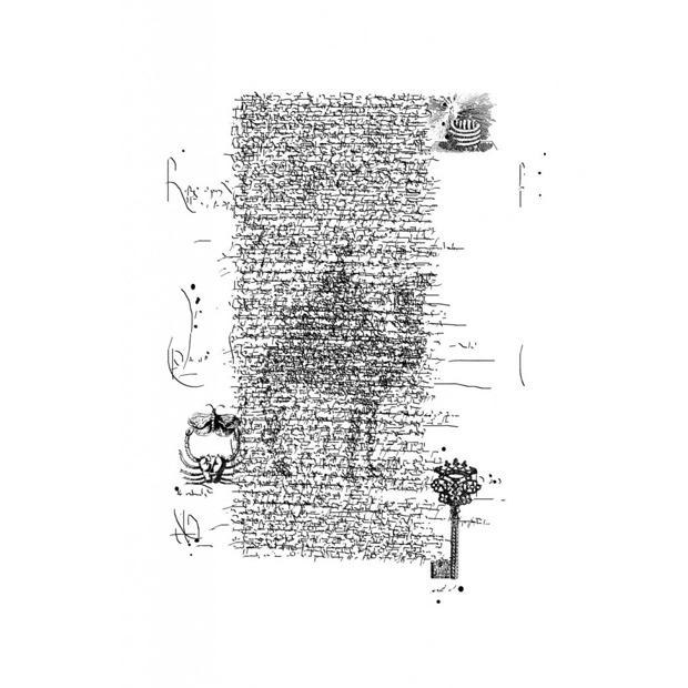 Из серии «Автоматическое письмо». Изображение № 17.