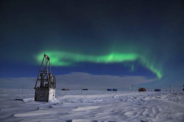 Изображение 28. Солнечный ветер. Несколько мест для любителей наблюдать полярное сияние из своего окошка.. Изображение № 21.