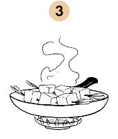 Рецепты шефов: Шашлык из сома на шпажке из розмарина. Изображение № 8.