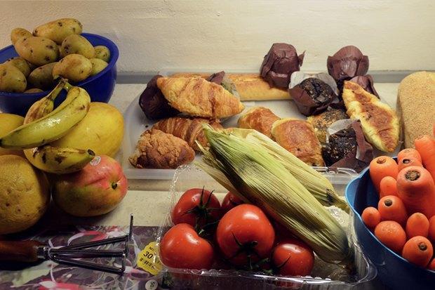 Зачем европейские студенты едят измусорок. Изображение № 6.