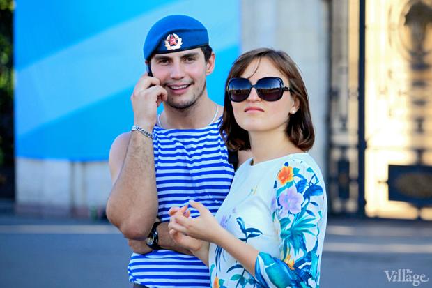 Люди в городе: Как отмечали День ВДВ в парке Горького. Изображение № 28.