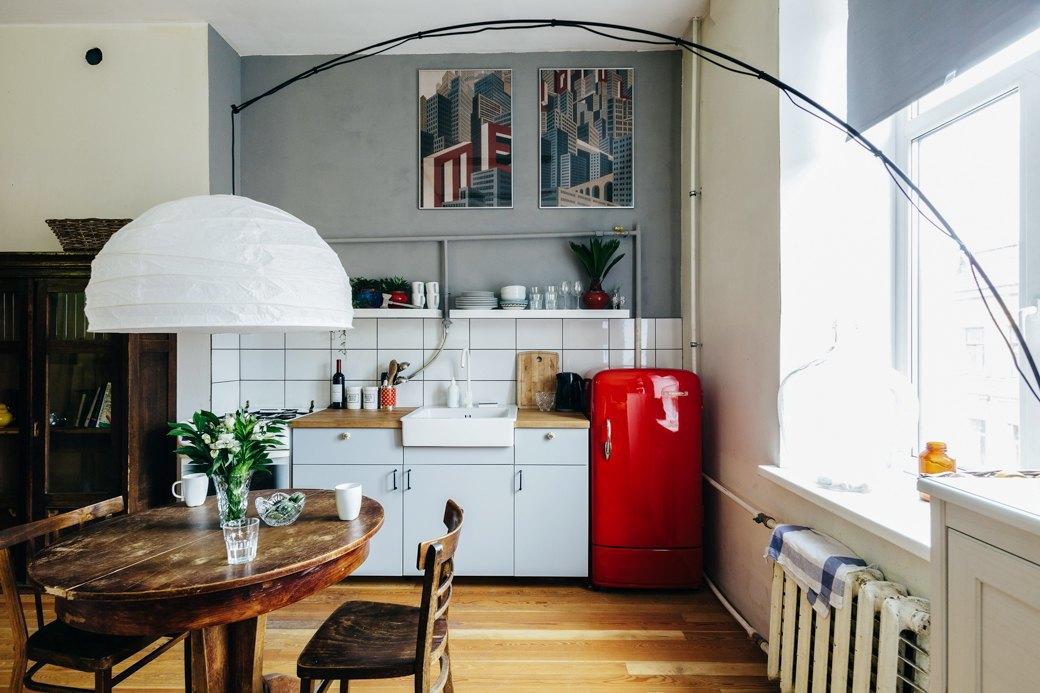 Уютная квартира вКоломне для молодой пары. Изображение № 4.