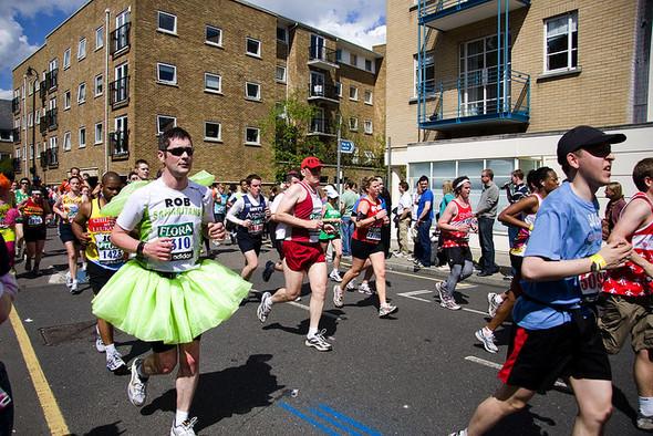 Иностранный опыт: 5 городских марафонов. Изображение № 8.