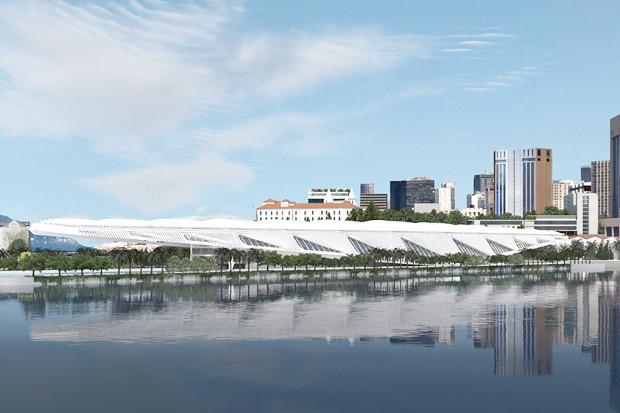 Музей завтрашнего дня, Рио-де-Жанейро, Бразилия, с 2010-го. Изображение № 5.