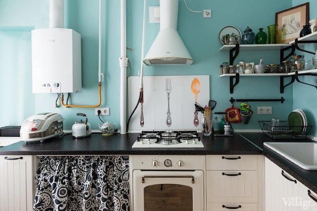 Квартирный вопрос: Что делать с маленькой кухней?. Изображение № 1.