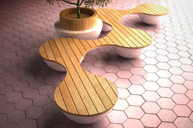 «ПроФОРМА»: 20 идей малых объектов городской среды. Изображение № 11.