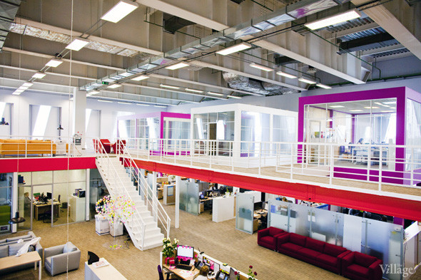 Офис недели (Москва): Бизнес-школа «Сколково». Изображение № 20.