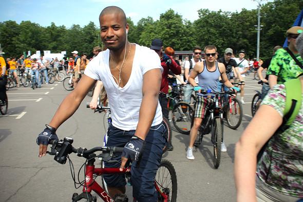 Велопарад Let's bike it!: Чего не хватает велосипедистам в городе. Изображение № 23.