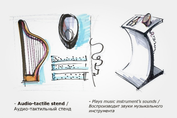 Шереметьевский дворец приспособят для слепых ислабовидящих. Изображение № 1.