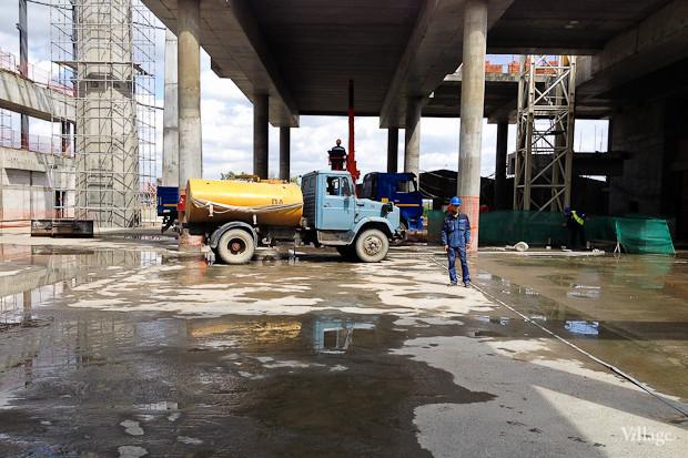 Фоторепортаж: Каким будет новый терминал Пулкова. Изображение № 46.