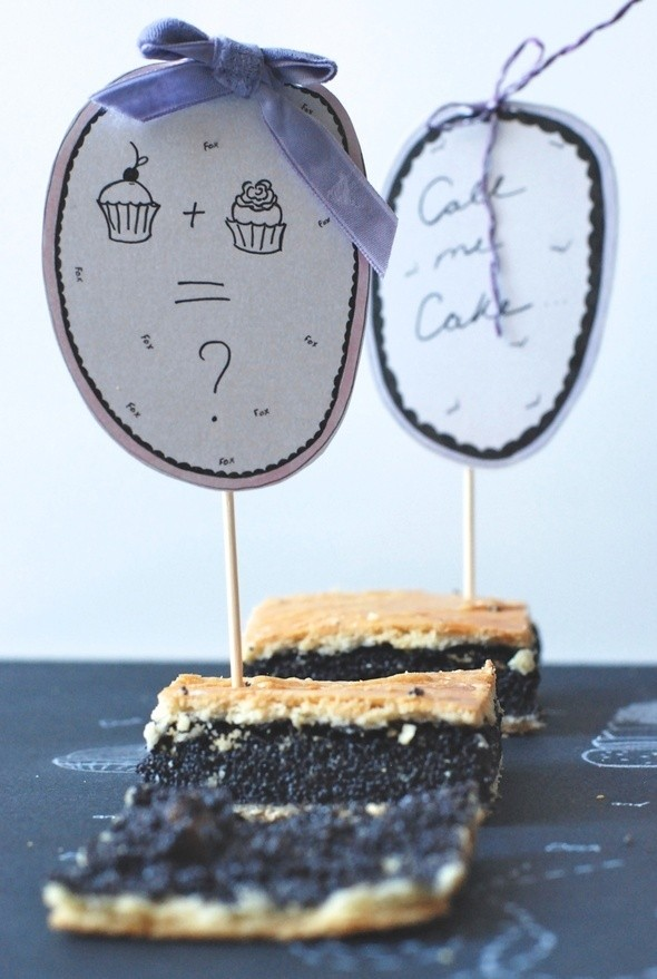 Изображение 2. Маковый пирог.. Изображение № 2.