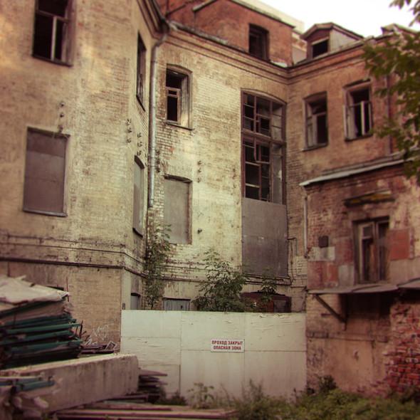 В зоне риска: Доходный дом в Пожарском переулке. Изображение № 5.