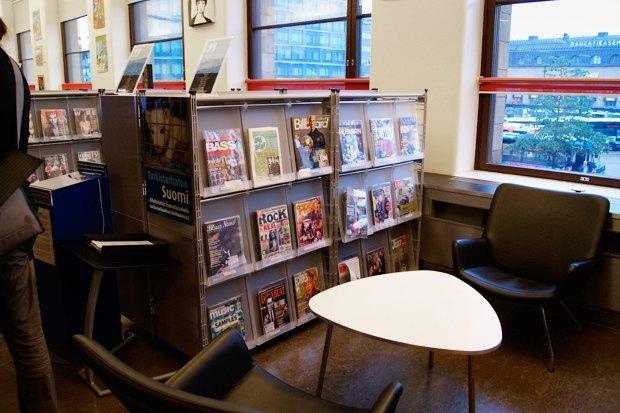Иностранный опыт: Какбиблиотека вХельсинки стала «третьим местом». Изображение № 1.