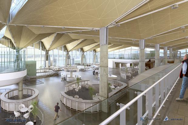 Фоторепортаж: Каким будет новый терминал Пулкова. Изображение № 16.