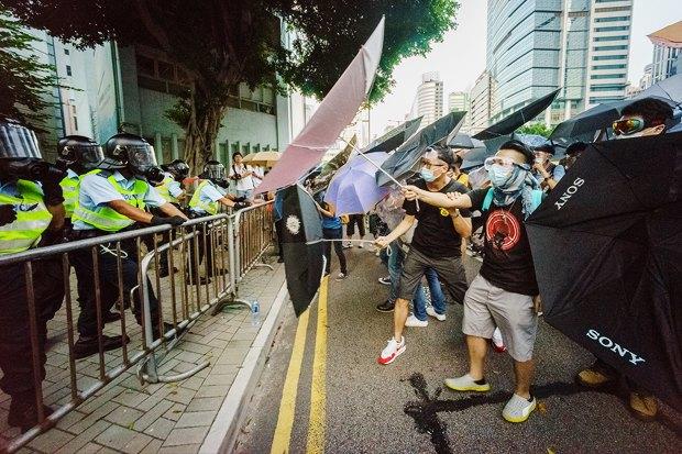 Беспорядки вГонконге: Почему взбунтовалсяфинансовый центрАзии. Изображение № 6.