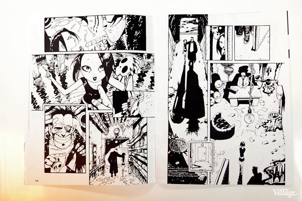 Раскадровка: 6 магазинов илавок с комиксами вПетербурге. Изображение № 70.