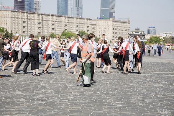 Изображение 63. Фоторепортаж: Последний звонок в Москве.. Изображение № 54.