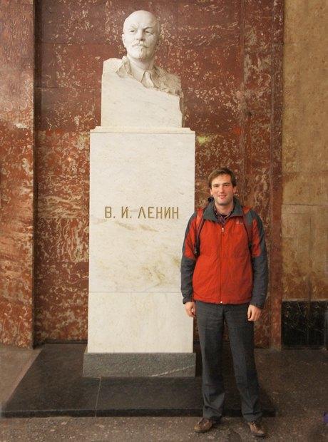Итоги сезона: Туристы вМоскве. Изображение № 10.