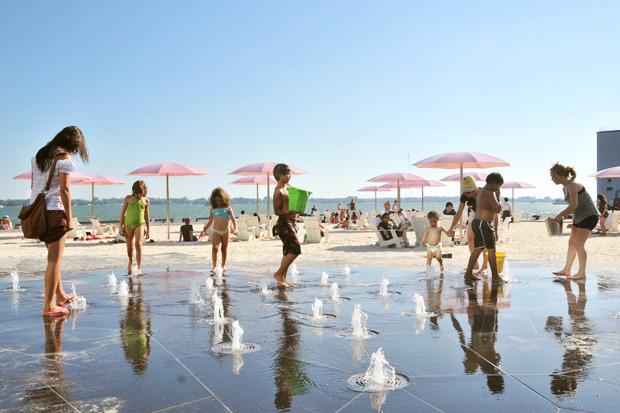 Иностранный опыт: 6 городских пляжей. Изображение № 23.