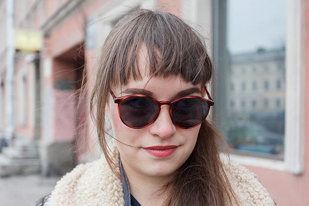 Внешний вид: Лиза Извозчикова, совладелица бара «Продукты». Изображение № 3.