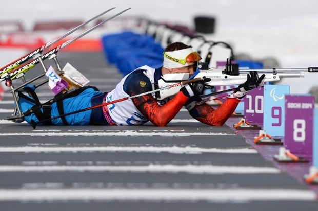 В каких видах спорта соревнуются наПаралимпиаде. Изображение № 5.
