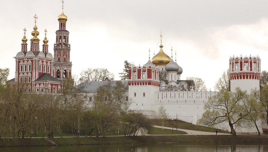 Новодевичий монастырь. Изображение № 103.
