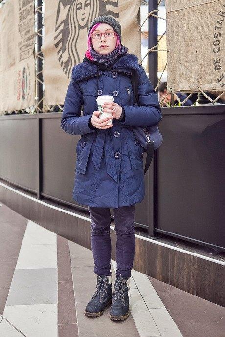 Люди в городе: Первые посетители Starbucks вСтокманне. Изображение № 17.