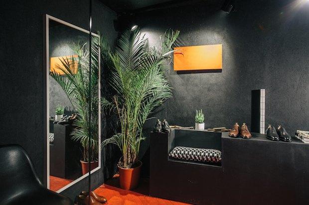 На «Тверской» открылась обувная мастерская имагазин Gottlieb Schwarz. Изображение № 1.