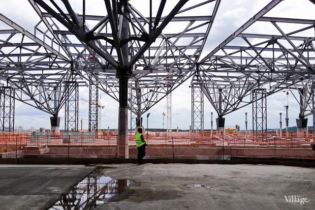 Фоторепортаж: Каким будет новый терминал Пулкова. Изображение № 27.