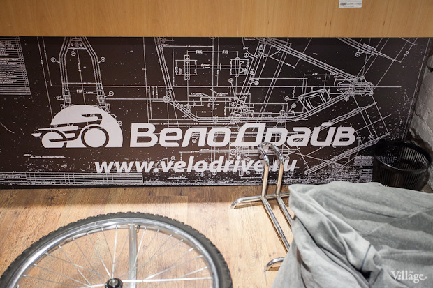 В «Этажах» появился велосипедный магазин-клуб . Изображение № 14.