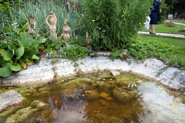 14 скульптур в парке «Музеон». Изображение № 29.
