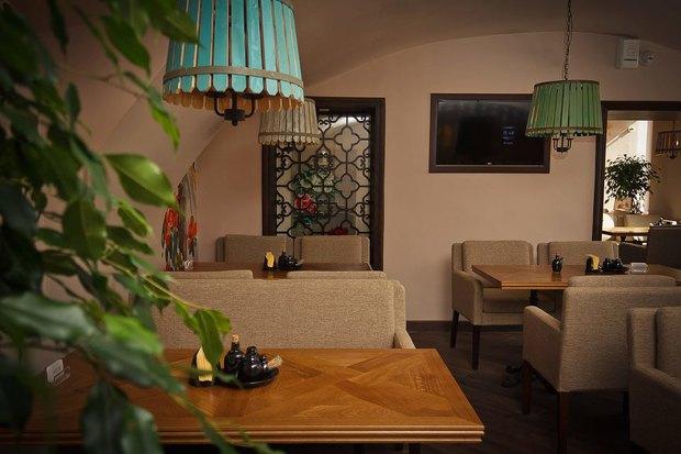 Запустилась новая сеть китайских ресторанов «Нихао». Изображение № 3.
