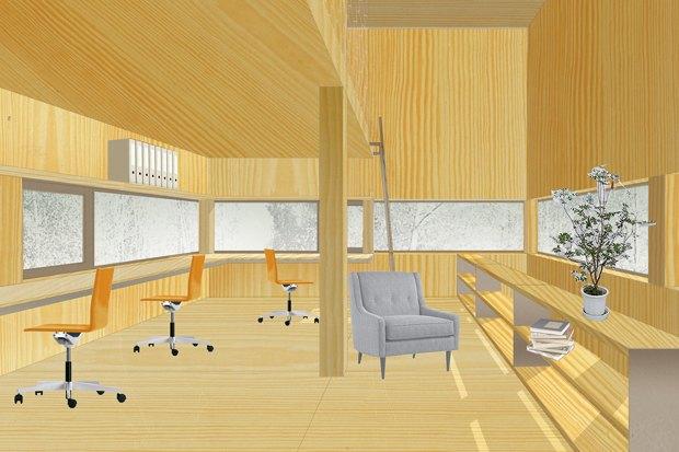 Мастерская дизайна Димы Барбанеля открывает образовательный кампус в Подмосковье. Изображение № 7.