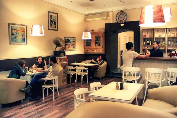 На 2-й Советской открылось MonPetitCafé. Изображение № 1.