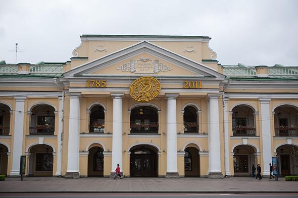 5 самых старых магазинов Петербурга, часть 2. Изображение № 1.