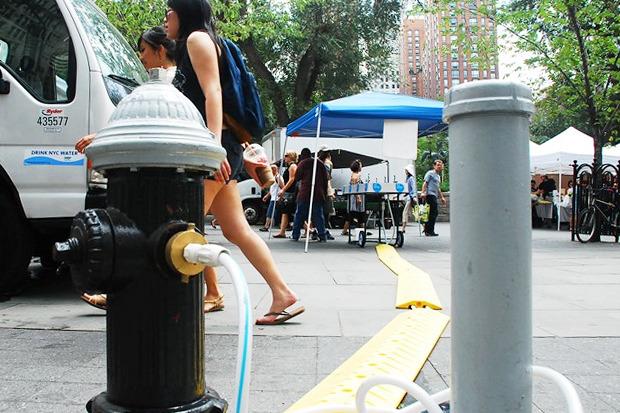 Идеи для города: Питьевые фонтаны в Нью-Йорке. Изображение № 8.