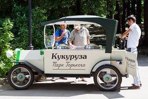 Еда в парке Горького: 33кафе, ресторана икиоска. Изображение № 50.