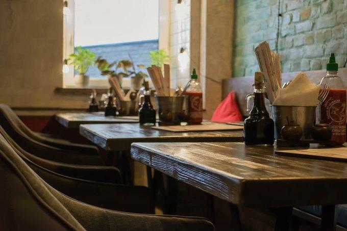 На Киевской улице открылось кафе Farang