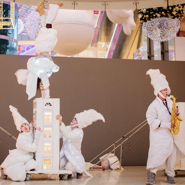 Новогодние елки, каток, детские спектакли и другие развлечения. Изображение № 1.
