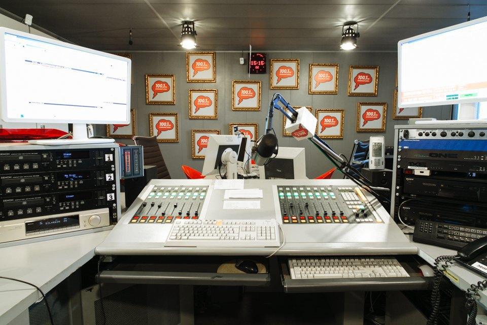 Офис радиостанции «Серебряныйдождь». Изображение № 17.